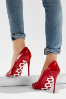 Look escarpins Stessy K Red 2