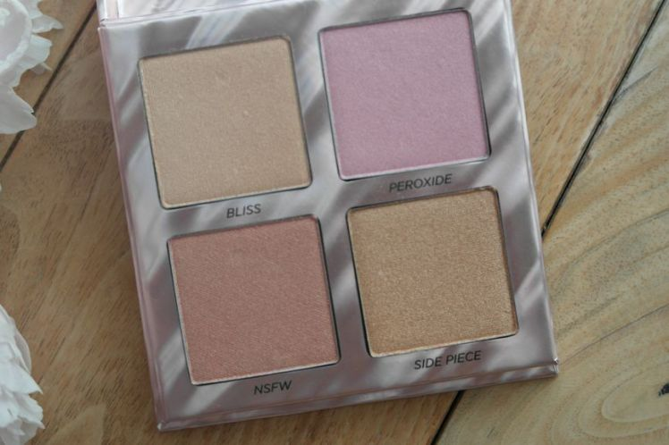Urbann Decay After Glow Highlighter palette (13)
