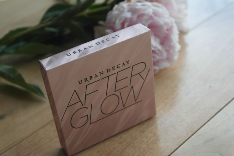 Urbann Decay After Glow Highlighter palette (5)