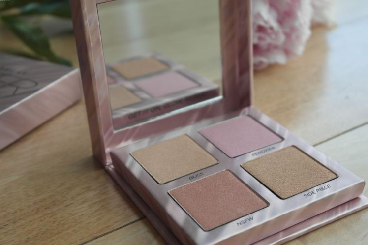 Urbann Decay After Glow Highlighter palette (9)